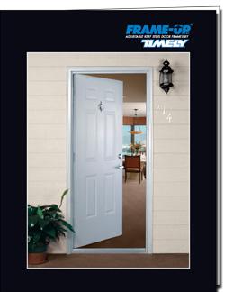 Download Frame-Up™ Adjustable Kerf Steel Door Frame Brochure & Adjustable Kerf Steel Door Frames: Frame-Up™ Pezcame.Com